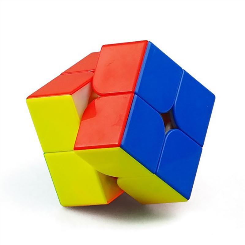 Moyu weipo wr m 2x2x2 المغناطيسي ماجيك مكعب moyu wrm 2x2 سرعة مكعب لغز المنافسة magico cubo
