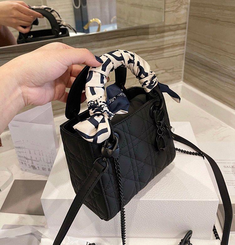 2021 sac à bandoulière pour dames sacs à main de marque de marque classique de luxe en cuir de luxe Matériel élégant