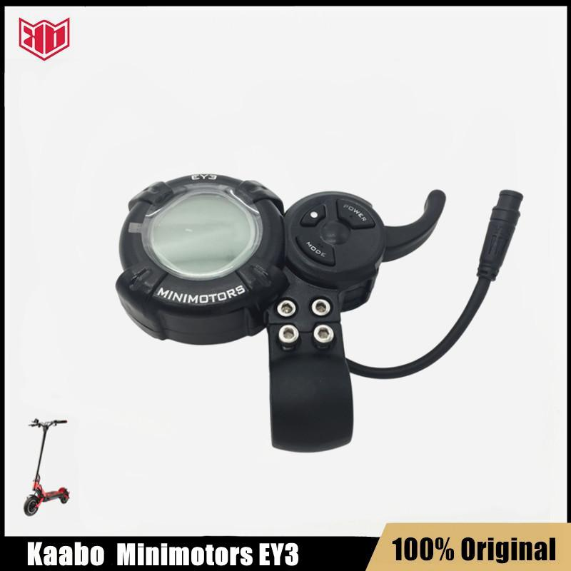 Оригинальный Kaabo Mantis Minimotors EY3 Дисплей для Kaabo Mantis 10 Mantis 8 Smart Electric Scooter Minimotor Инструмент Запчасти
