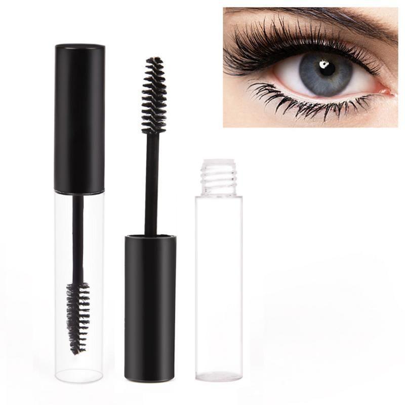 5ML 10ML Refillable Mascara Empty Tube Packing Bottles Eyelash Growth Liquid Bottle Makeup Sub Tubes Lip Gloss