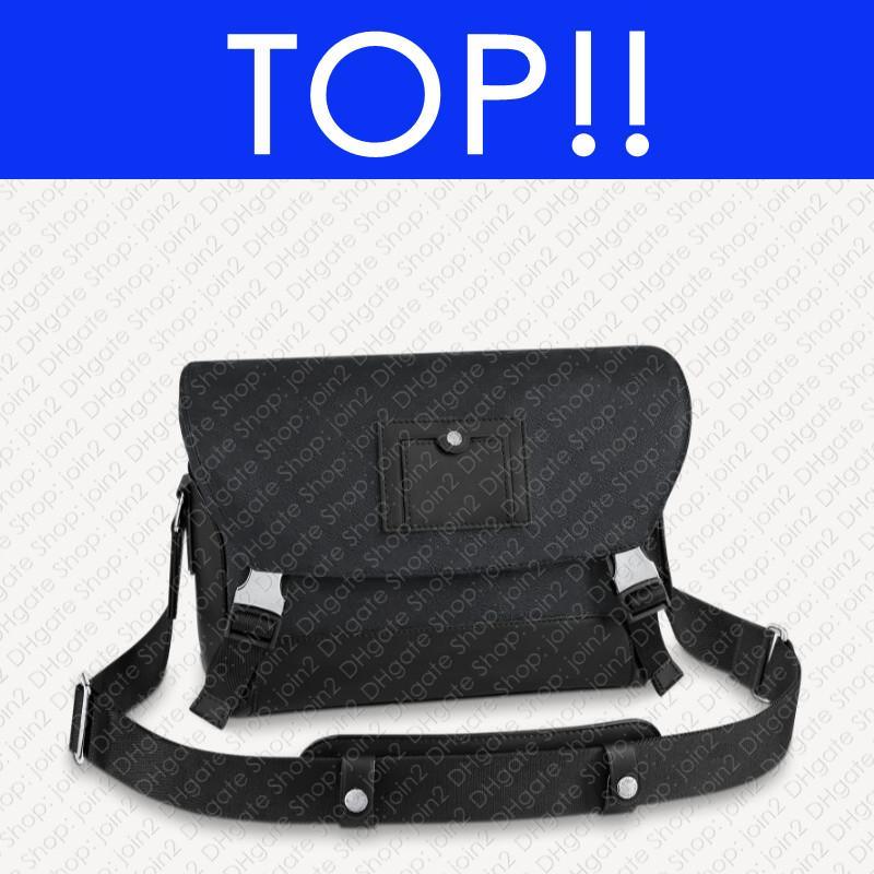 OBEN. M40511 Sac Messenger PM Voyager Bag Designer Mens School Eclipse Leinwand Kreuz Körper Schulter Ourdoor Kleine Gürtel Business Bags Bumbback Rucksack Schlinge Handtasche