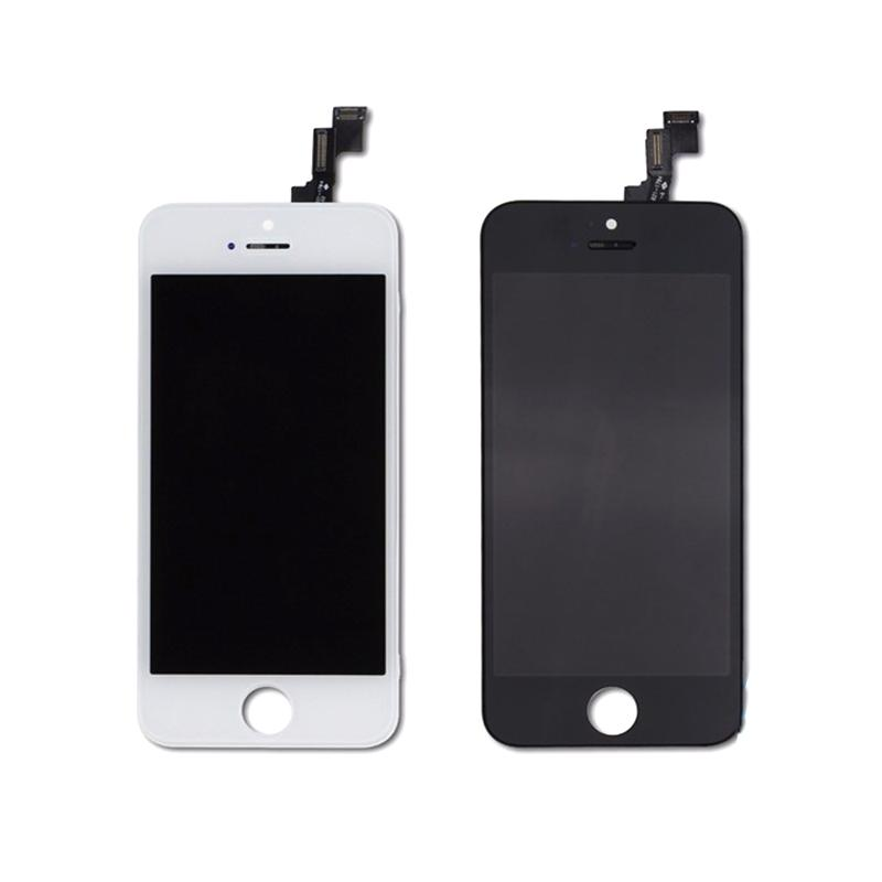 Touch Panels LCD Screen Display Digitizer Assembly Replacement For iPhone 5G 5s 5se 5c 100% Strictly Tesed No Dead Pixels With Repair Tools