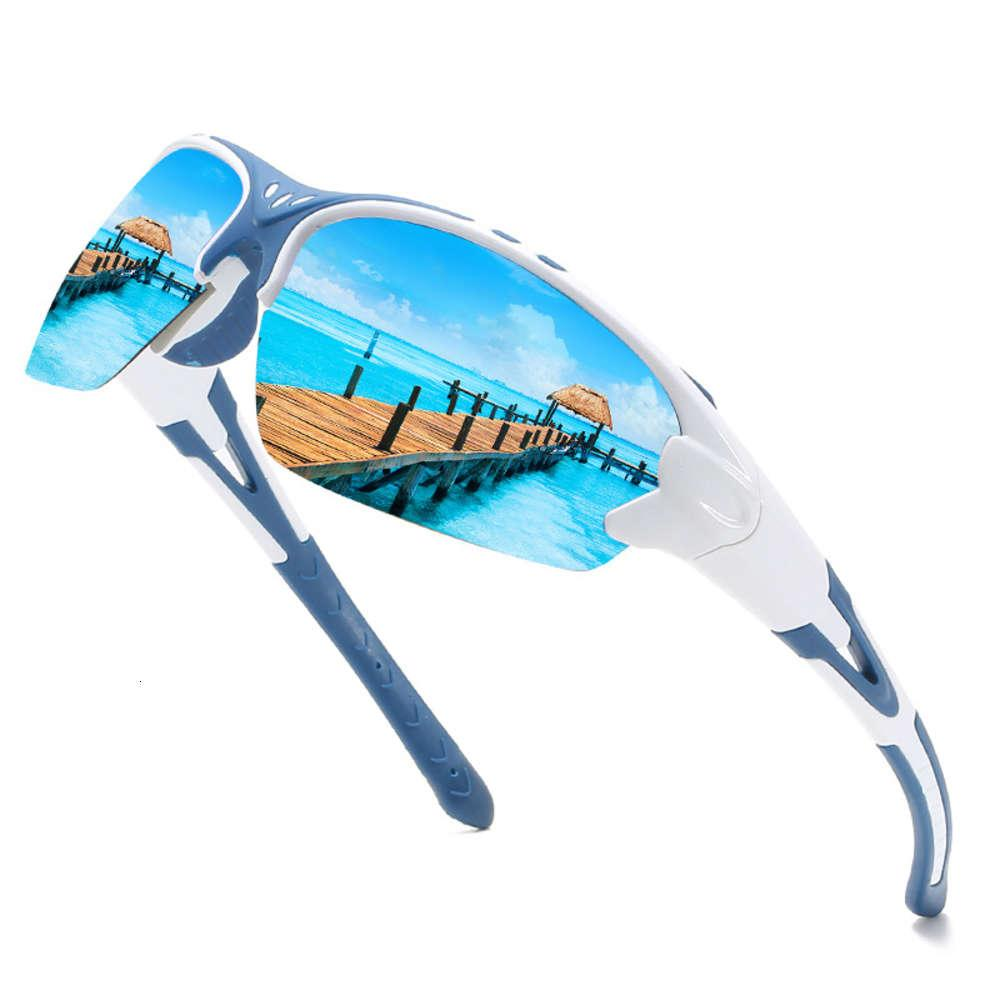 Homens Pesca Vidro Ao Ar Livre Alpinismo UV400 Anti-ultravioleta Classic Polarized Sunglass Driving Sport Sunglass Wholale Wholale
