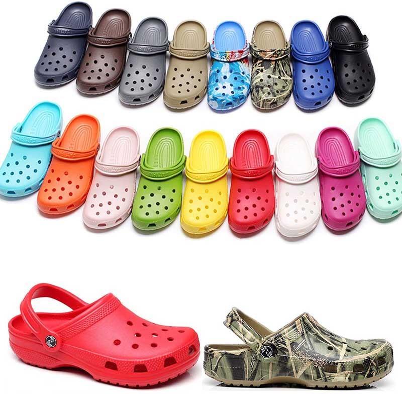 36-47 캐주얼 해변에서 패션 슬립 방수 신발 남성 남성 클래식 간호 Clog 병원 여성 슬리퍼 작업 의료 샌들 90 4
