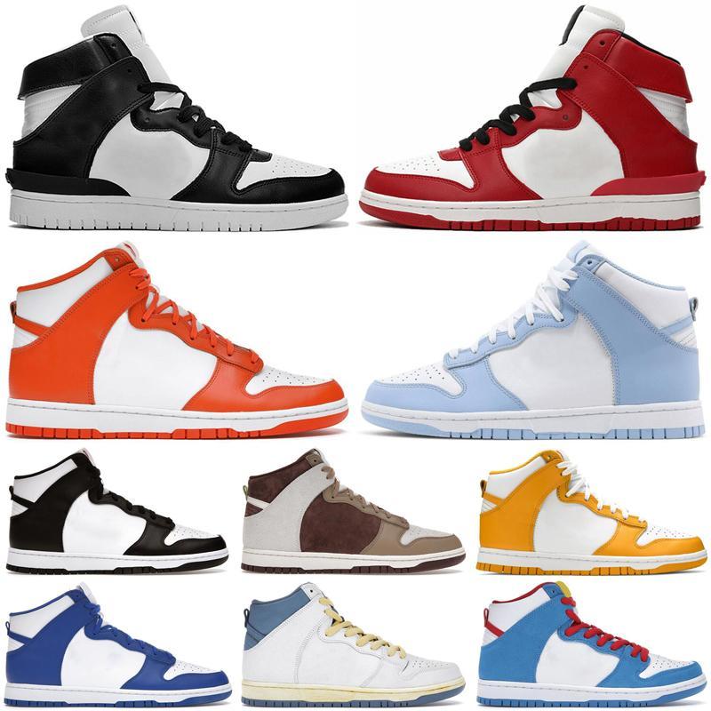 sb dunk low Moda volcada zapatilla Dunk SB bajo osos agradecidos Chunky skate auténtico ACG Terra zapatos de los hombres de las mujeres entrenadores de baloncesto