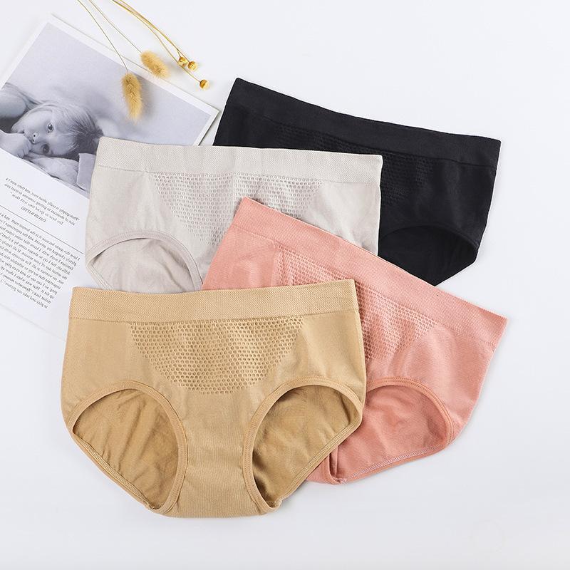 Bragas 3D Ropa interior de la ropa interior de las mujeres.