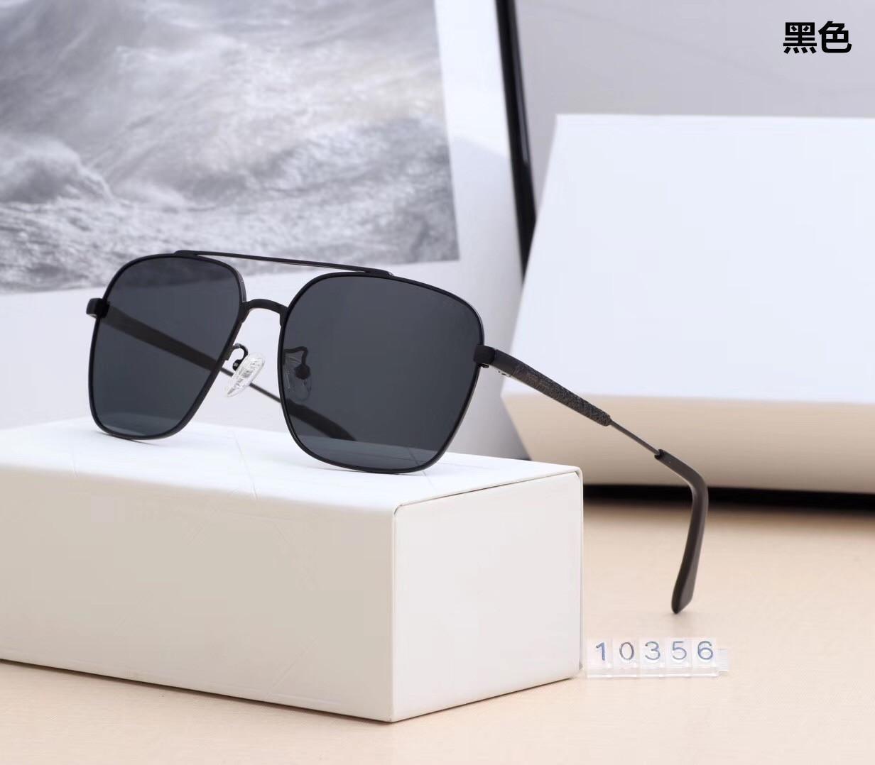 Sonnenbrille Chef 2019 Neue 10356 Box Polarisierte Fahrt Sonnenbrille Farbe Film Personalisierte Sonnenbrille Männer