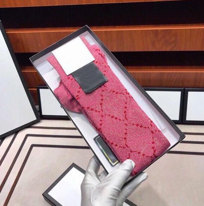 편지와 함께 고품질 여성 디자이너 양말 패션 스트라이프 양말 양말 오리 럭셔리 디자인 유니섹스 스타킹 1pairs 선물 상자 긴 스타킹 29 색
