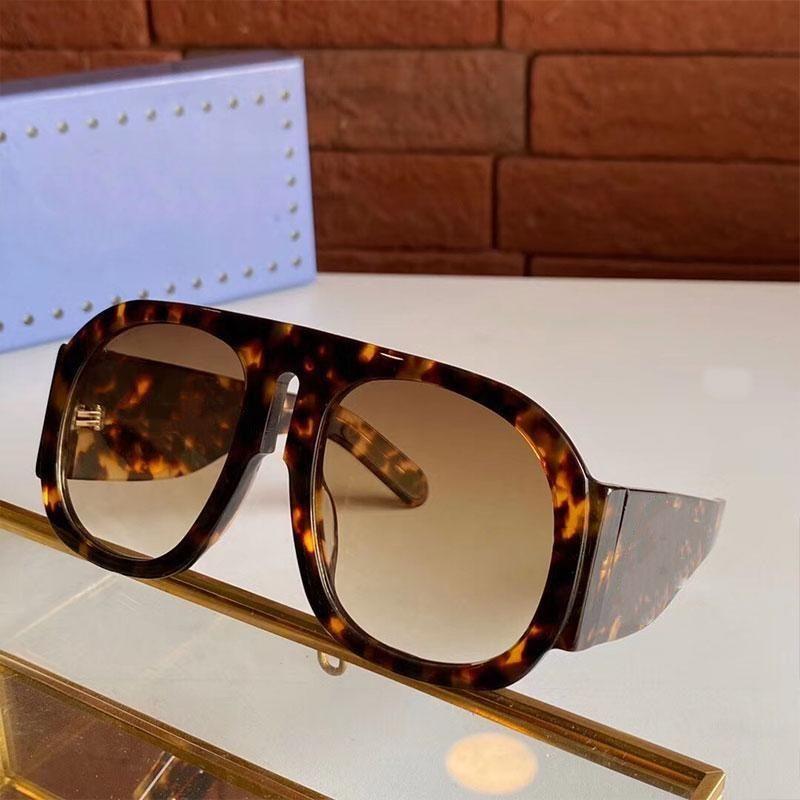 Mode Classic Design Polarisiert 2021 Luxus Sonnenbrillen für Männer Frauen Pilot Übergroße Sonnenbrille UV400 Eyewear Metallrahmen Polaroidobjektiv 0152 mit Box