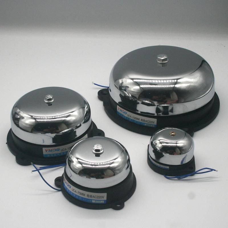 Türklingel Tradition Electric Bell 2/3/4/6 Zoll AC220V High db Alarm Qualität Türschultraum Fabrik