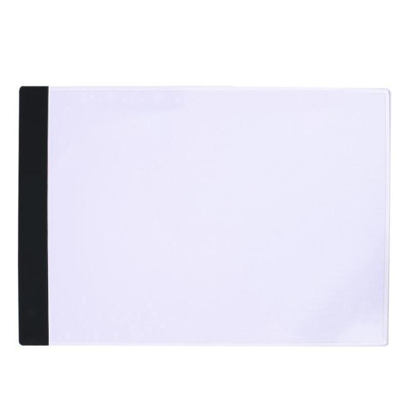 A4 LED escrita pintura caixa de luz rastrear almofadas de placa desenho tablet tabela a4 tabela dupla lâmpada lâmpada