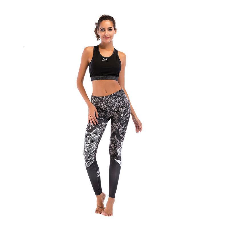 LULU Новые Распечатать Брюки йоги Для Женщин Открытый Фитнес Высокая Талия Персика Плотно Дно