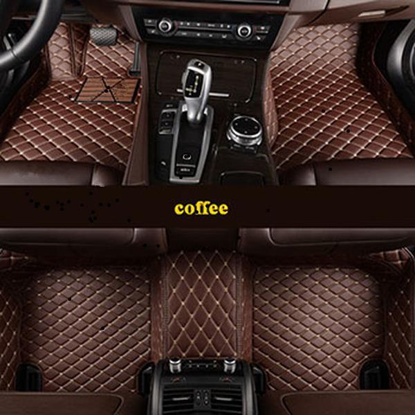 Custom mats for Volkswagen vw Bora All model car styling auto floor mat f s sr