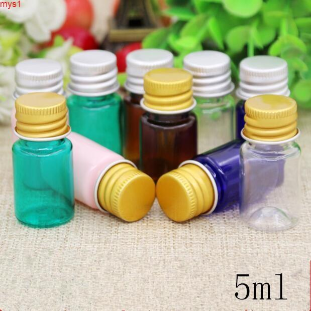 5ml de embalaje de plástico botellas al por mayor mini mini grado superior nuevo estilo de perfume muestra vacío contenedores cosméticos Cantidad