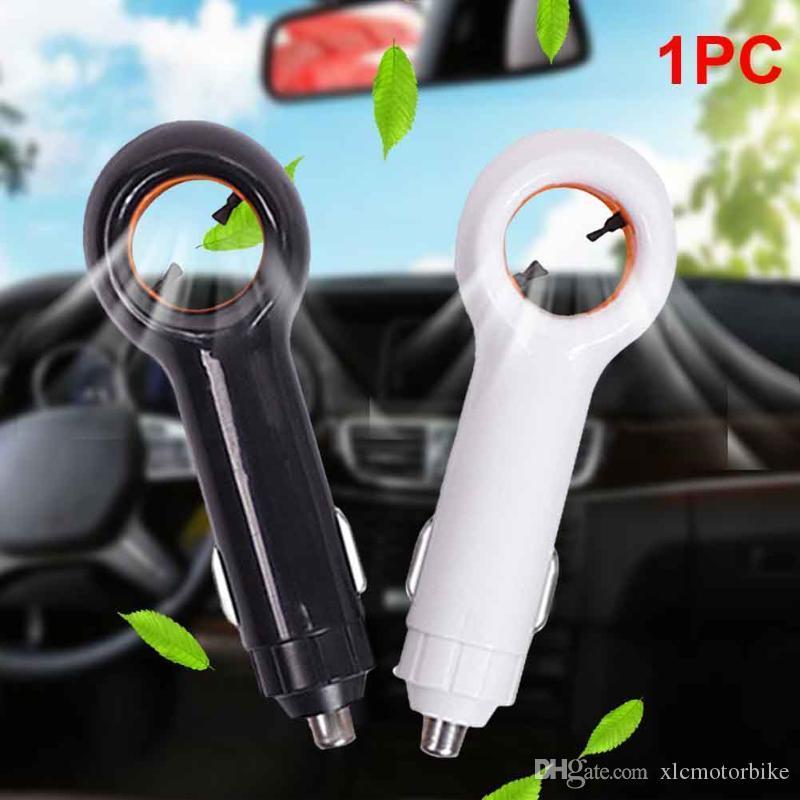 음이온 발생기 연기 냄새 제거 냄새 자동차 공기 청정기 인테리어 액세서리 네거티브 이온 청정제 12V 포름 알데히드 제거