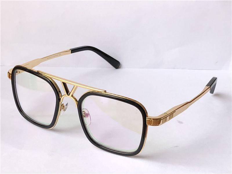 L'ultima vendita Pop Fashion Design Occhiali ottici Occhiali quadrati Quadrato 0947 Top Quality HD Clear Lens con cassa Stile semplice