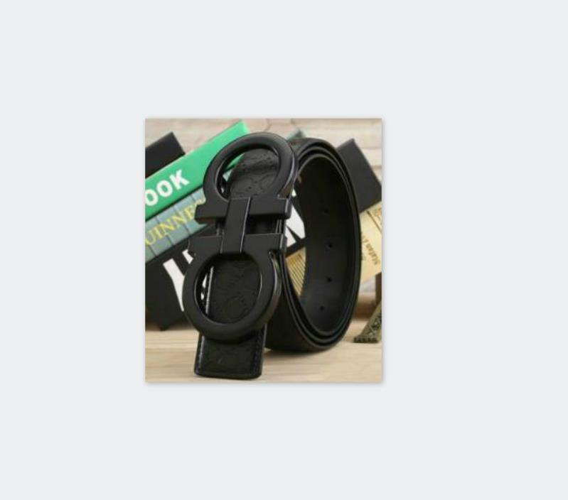 Cinturón genuino cinturones de cuero hombres cinturón de mujer cinturón grande hebilla clásica para hombre cinturones mujeres cinturones con caja