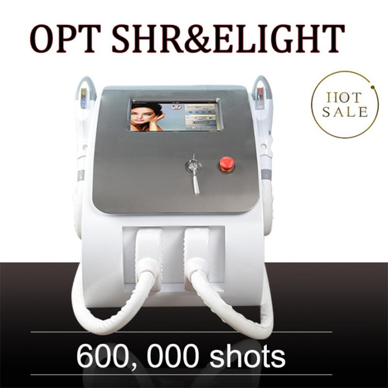 2021 IPL 제모 레이저 기계 RF Ance 치료 스킨 케어 주름 제거제 2 년 보증