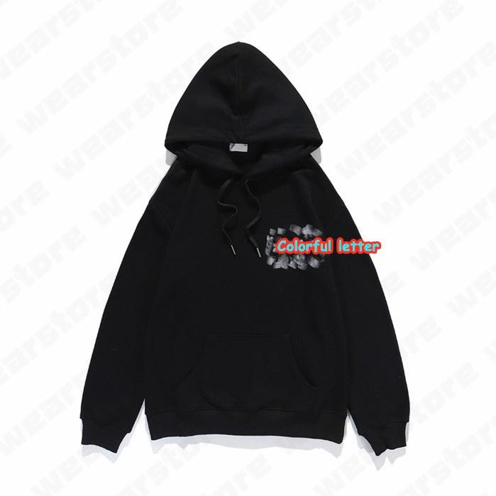 Herren Hoodies Sweatshirts Pullover Sweatshirts Mode-Stil Herbst und Winter Neue Kausal Paar Hoodie Männer S Frauen Kleidung