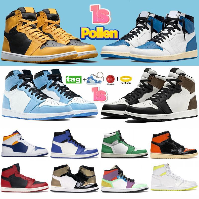University blue Shadow 2.0 High basketball shoes Top 3 hyper royal dark mocha light smoke grey men women Sneakers silver toe Trainers