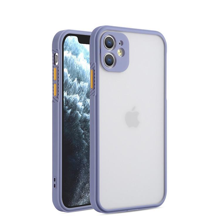 범퍼 30 11 Pro Max iPhonex XR XS 7 8 플러스 SE2020 부드러운 TPU 및 PC 피부 친절한 커버로 만든