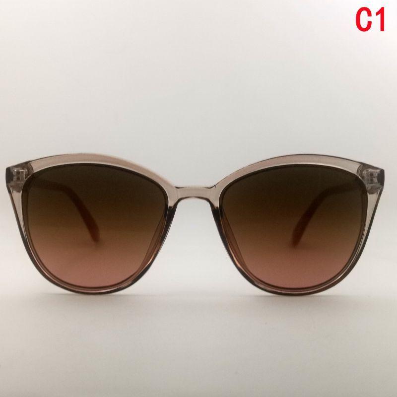 Fashion accessories high quality fashion sunglasses gafas de sol de lujo woman full frame uv400 ornamental cat eye clear sunglasses lunettes