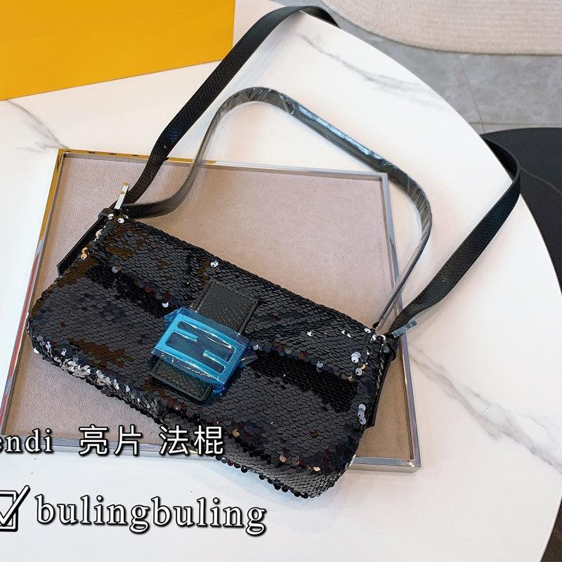 Paillettenspersonal Achselhöhle Ins Blogger Yu Shuxins Vintage Chung Chuxi Bag Ysj
