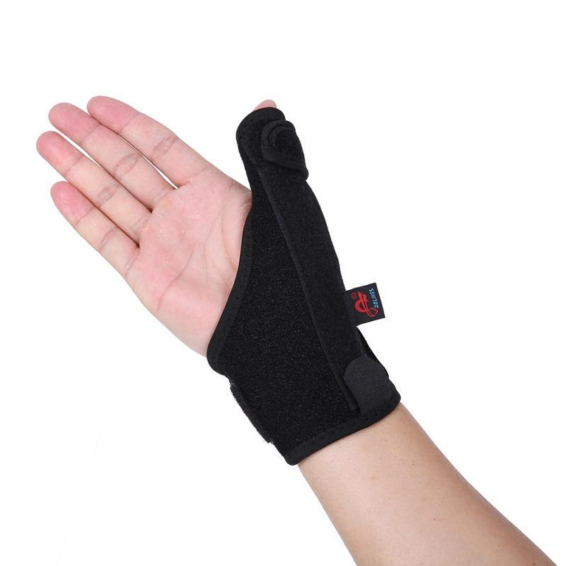 1 PCS Thumb Splint com suporte de pulso cinta de polegar de cinta para túnel do carpo ou estabilizador de alívio da dor de tendinite