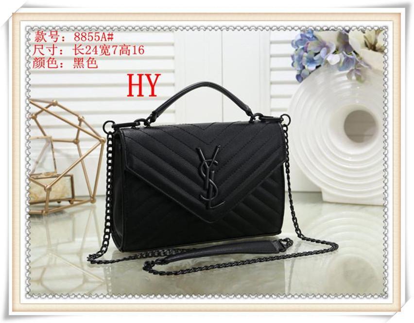 YSLFashion Crossbody Shoulder HandBag Women Purse Messenger Bags Wallet Tote Clutch LVLOUISBAGVITTON8855a