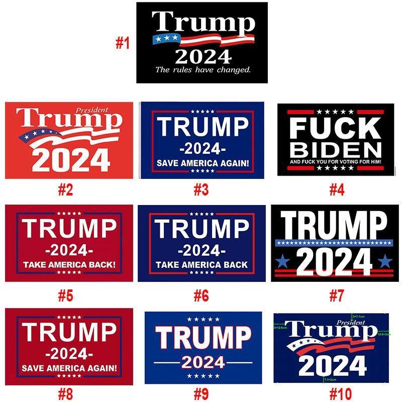 Donald Trump Flags 3x5 FT 2024 reelegio Take America Back Flag ZZA3301