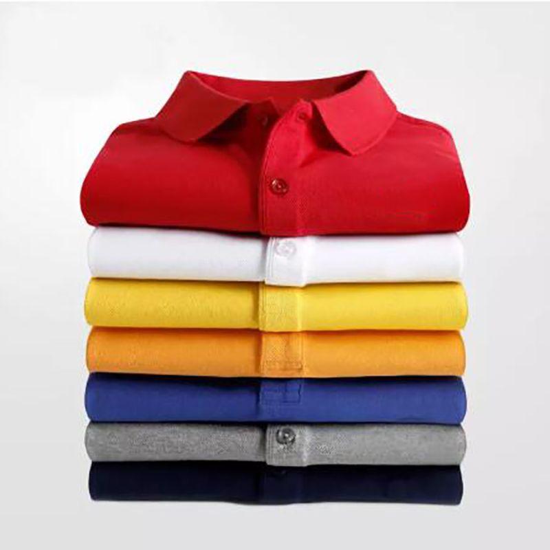 2021 Moda Summer Polo Shirt Cocodrilo Bordado Profesional Hombres Casual T Shirts Tendencia Polos para Mujeres Manga corta High Street Tee