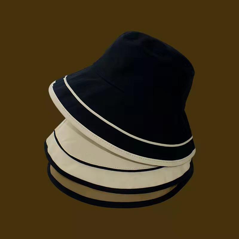 صافي أحمر الشخص يظهر وجه صياد صغير قبعة فتاة الصيف الشمس الظل كبير بريم رئيس يحيط 100 قبعات