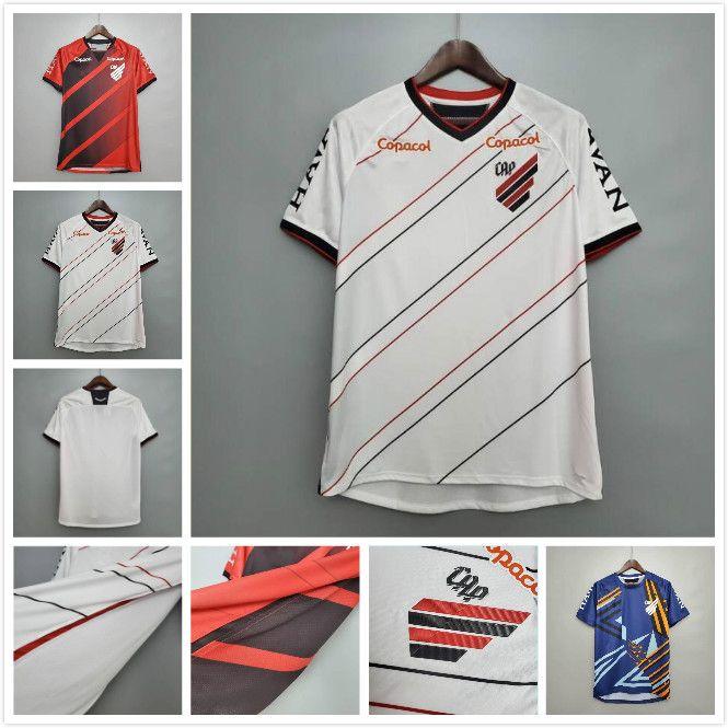 Personalizado 20-21 paranaense 10 jorginho casa tailandesa qualidade futebol jerseys golkeeper 7 fabinho 17 bissoli 2020 loja on-line local homens baratos