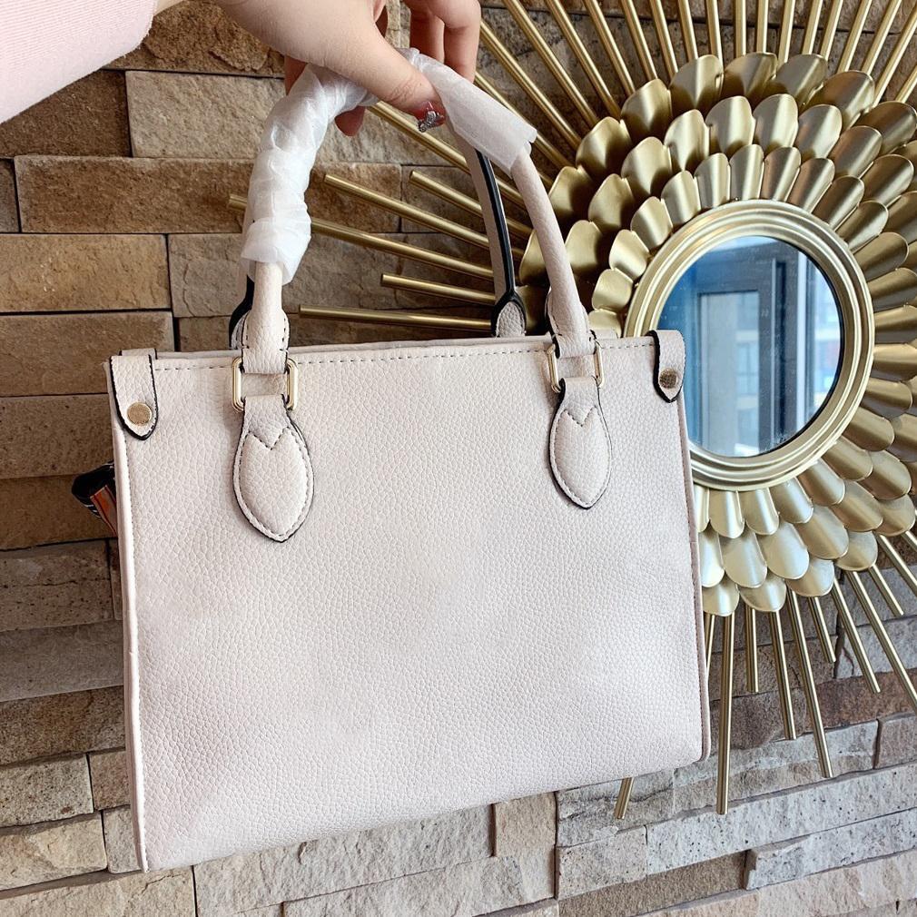 Alta Qualidade Bolsa Bolsa de Lazer Ao Ar Livre Moda Moda Totes Sacos Classic Letter Impressão Design Mini 24cm Top Lady Bag