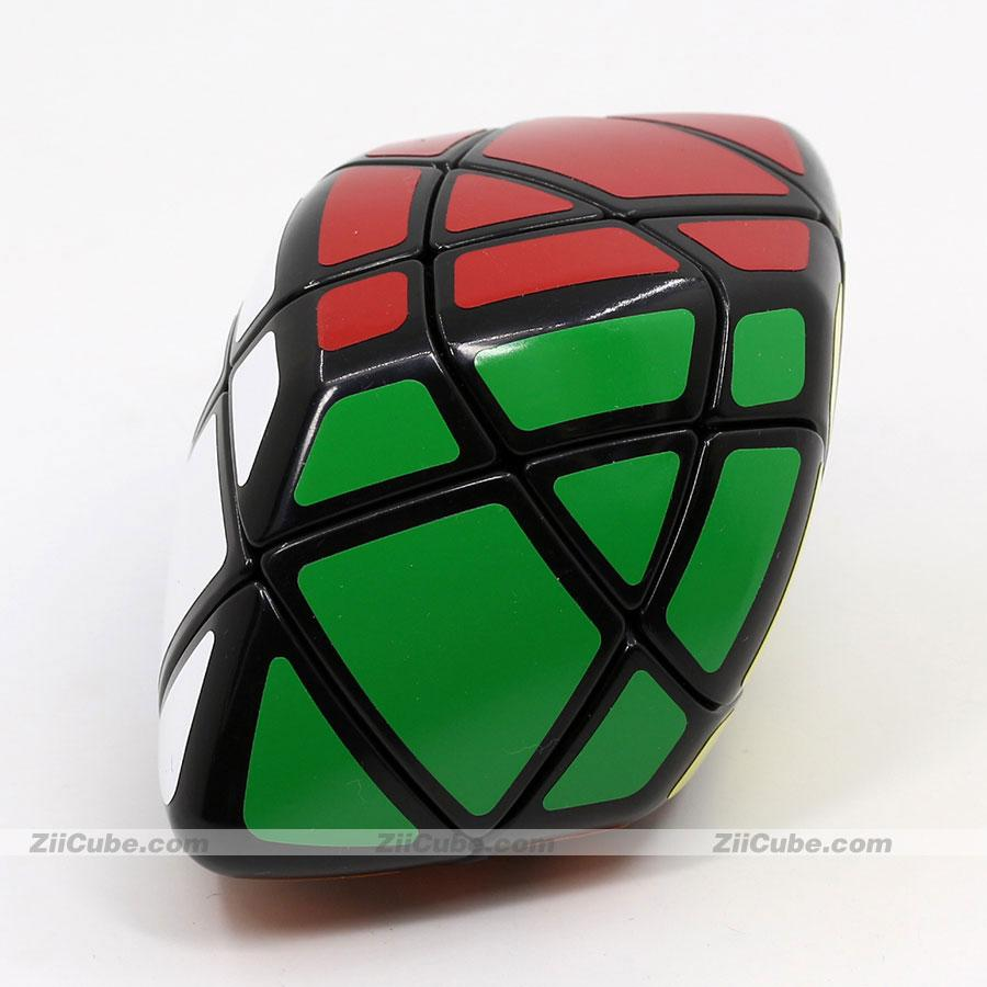 Magic Cube Puzzle Lanlan LL MagicO CUBO RHOMBOHEDRON ZONGZI DUMPLINGS JUGUETES EDUCACIONES JUEGO CUBO