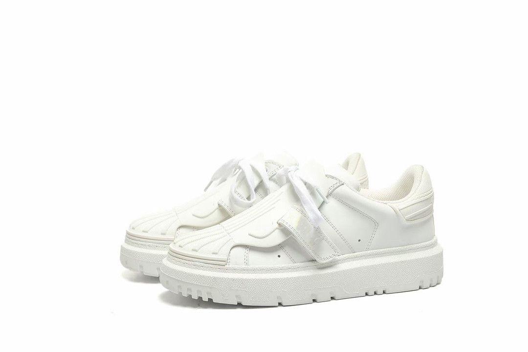 Discount Italie Designer de luxe Casual Ace Chaussures Texturées Lettre imprimée Hommes Hommes Femmes Blanc Blanc Black Baskets d'usine en caoutchouc bicolore Taille 35-45