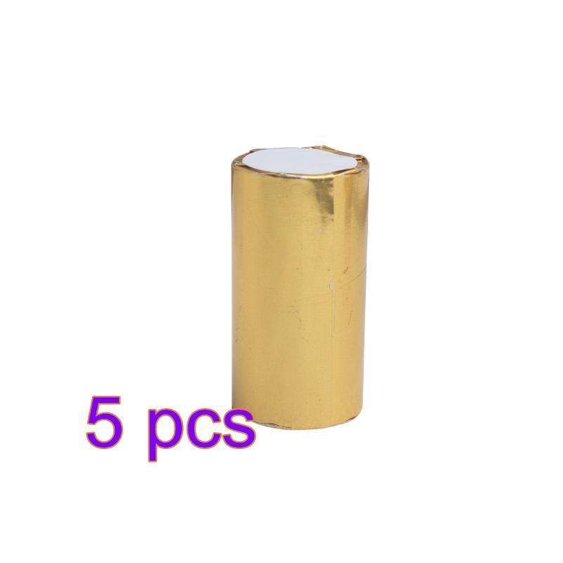 Leitores de Código Digitalizar ferramentas 5 pcs lote papel de impressão térmica para x431 IV mestre diagráficos diagráficos de bateria de carro gx3 Autool BT660 BT760 BT860 R
