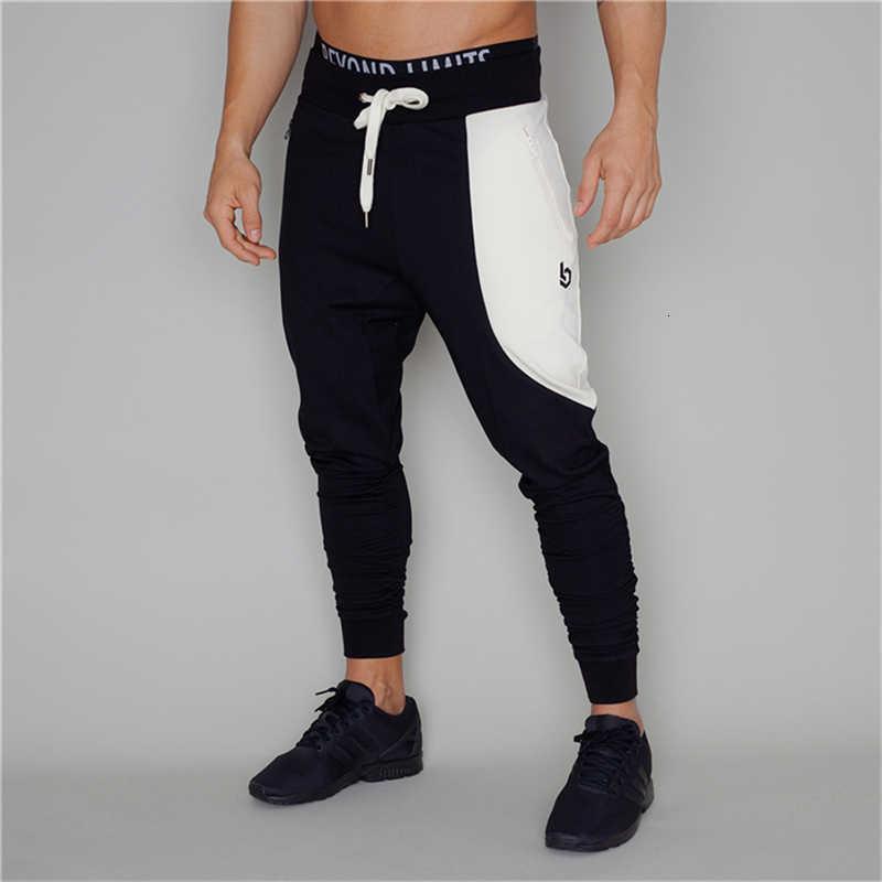 Pantalons hommes jogging shorts de jogging mode long Jogger Cato Broek Casual Training Training Outdoor Slim Fit Taille élastique Swetpant