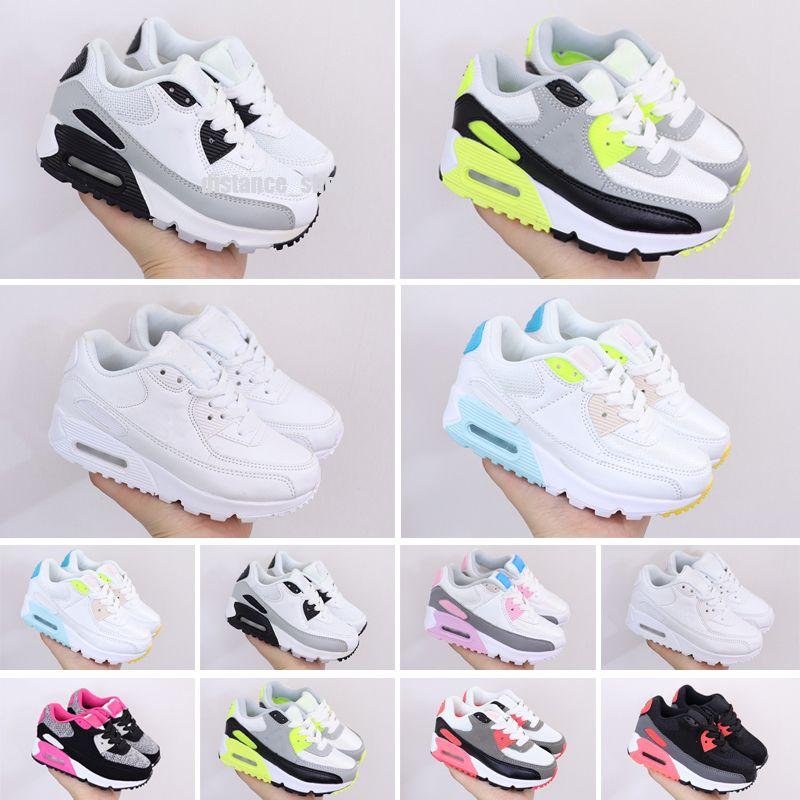 Acheter Nike Air Max 90 2018 Infant Bébé Garçon Fille Enfants ...