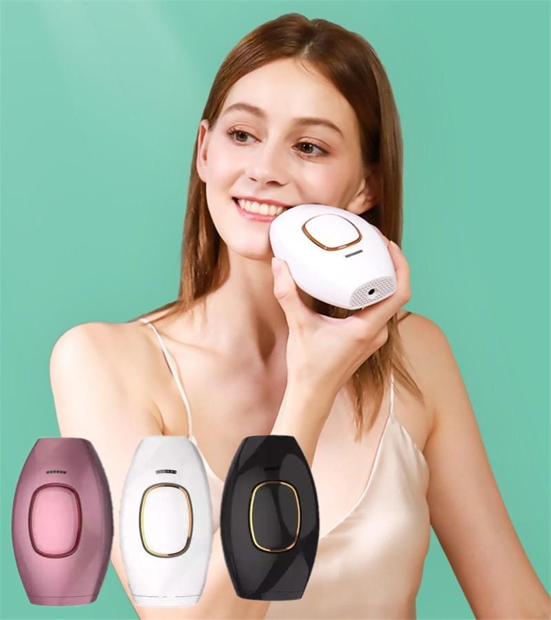المحمولة ipl الليزر الشعر لنزع الشعر لاستخدام المنزل لكامل الجسم مع 300000 وميض آلة إزالة الشعر