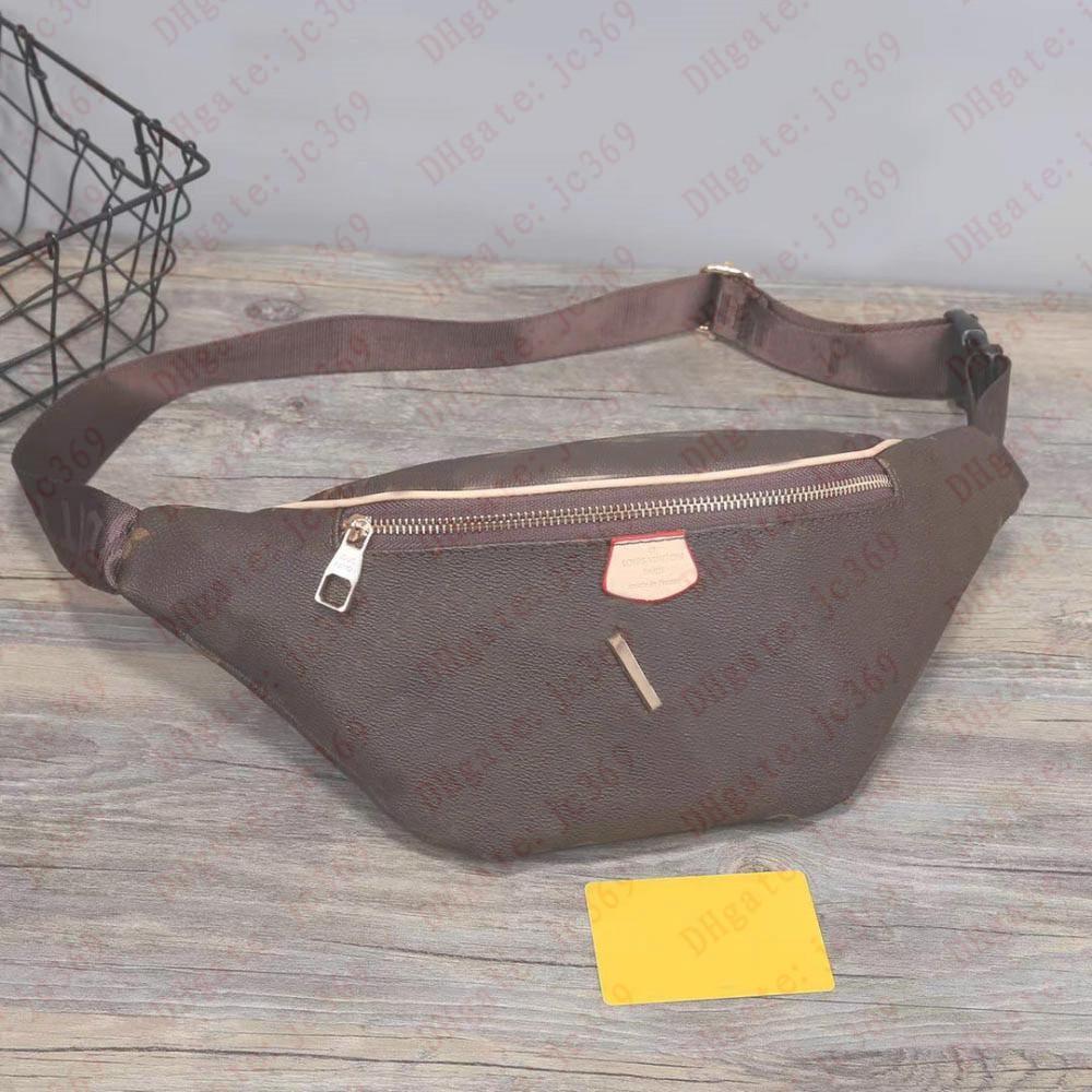 Дизайнерская талия сумка кошельков женская сумка мода сумка высокого качества классический печатный кошелек сундук