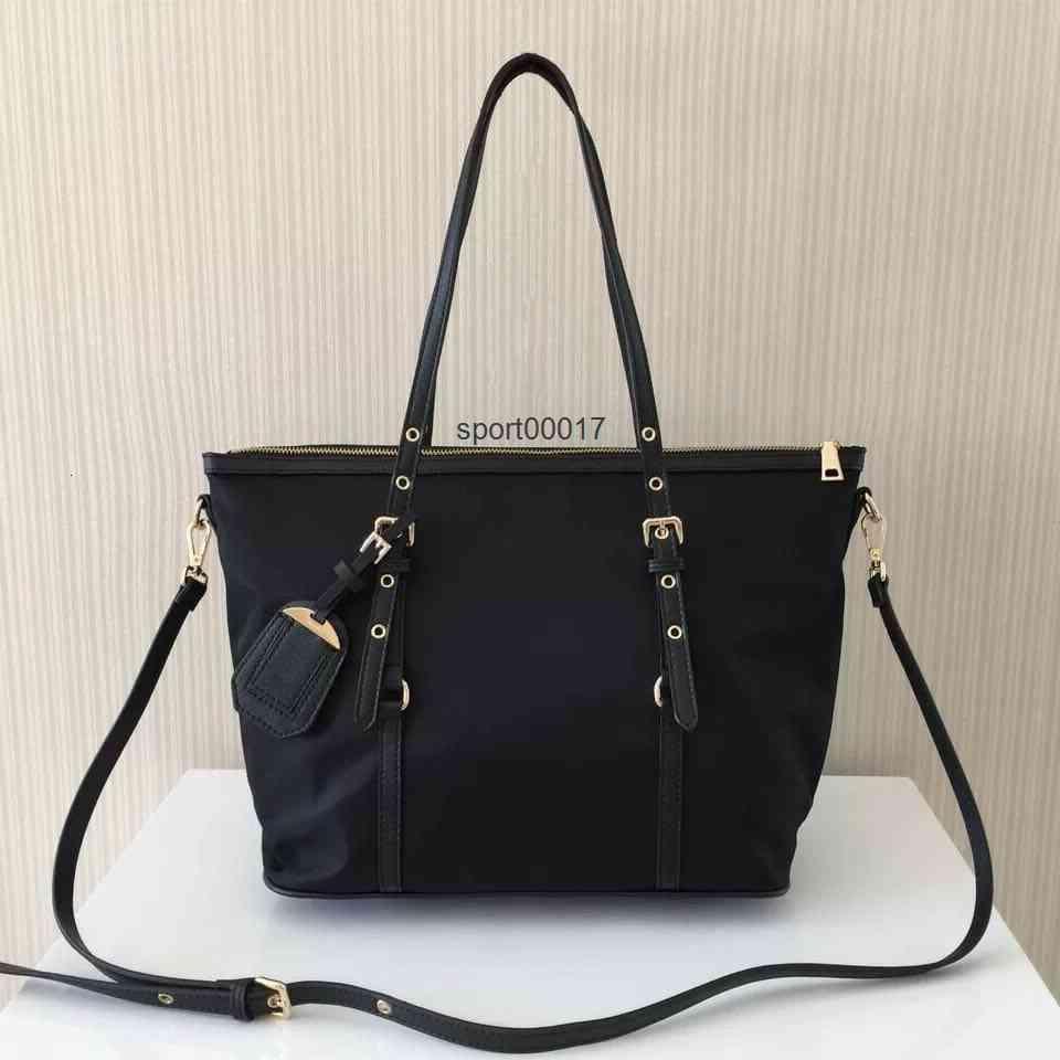 Wholesale Classic Ladies Parachute Nylon Shopping Waterproof Oxford Cloth Large Capacity Handbag Shoulder Bag Messe