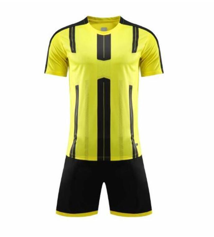 X6 Adult kits Soccer Jerseys Custom blank football kit Training Running Wears Short sleeve sport With Shorts DN020