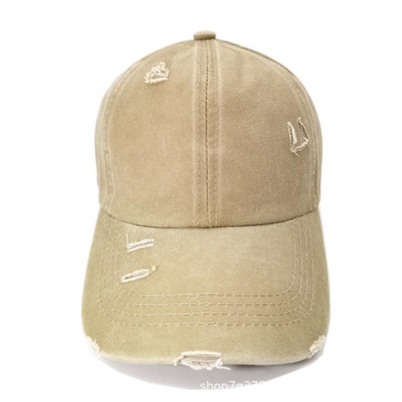 Balde chapéu protetor solar largo above feminino boné de cavalo de rabo de cavalo respirável beoled beisebol puro de beisebol