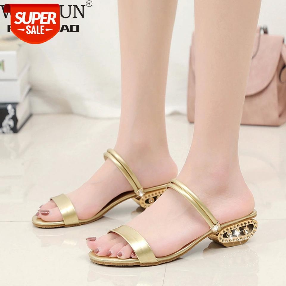 Women Sandals Ladies Fashion Bohemian Style Loafer Causal Comfortable Beach Slipper Shoes Female Size 34-43 #lJ0B