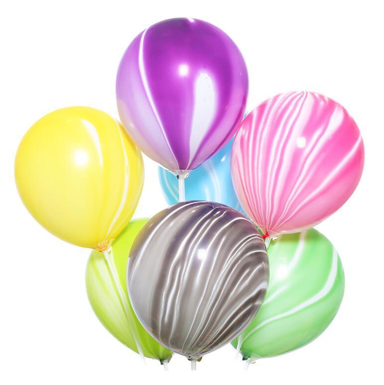 패션 다채로운 라텍스 풍선 참신 아이 장난감 아름 다운 생일 파티 홈 웨딩 장식