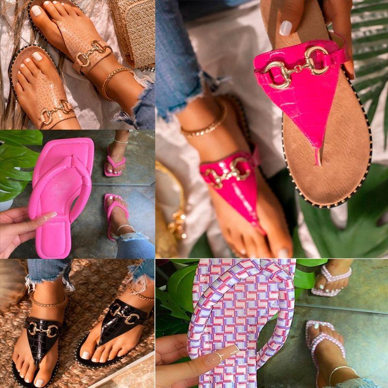 Tons de corrediça de tonalidade Moda moda marrom luxuoso deserto deserto slipper de alta qualidade terra resina slipper slipper summersandale triplo preto
