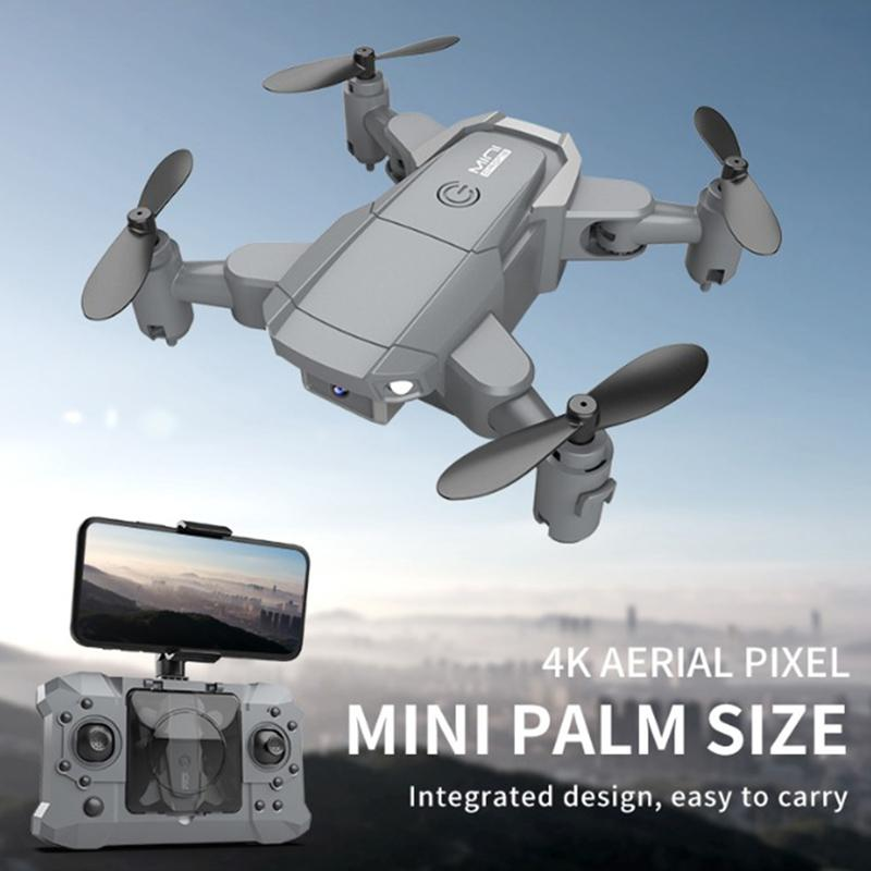 KY905 Drones Akıllı İHA Samrt Mini Drone 4 K Kamera Ile HD Katlanabilir Quadcopter Tek Anahtar Dönüş FPV Beni Takip et RC Helikopter Quadrocopter Kid's Oyuncaklar