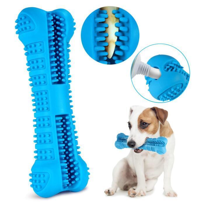 Cachorro Toothbrush Brinquedos Ósseos Escovar Stick Pet Escovas De Dentes Molar Para Cães Filhote de Cachorro Dente de Cuidados de Cuidados de Cuidados de Cuidados de Cuidados de Cuidados de Café