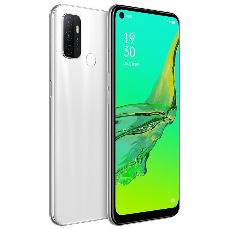"Original Oppo A11s 4G LTE Mobile Phone 8GB RAM 128GB ROM Snapdragon 460 Octa Core Android 6.5"" LCD Full Screen 90Hz 13.0MP OTG 5000mAh Fingerprint ID Smart Cell Phone"